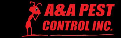 Pest Control - A and A Pest Control Logo